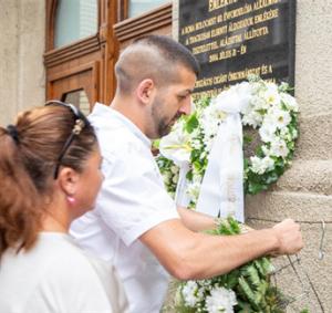 A ROMA HOLOCAUST MEGEMLÉKEZÉS 75. ÉVFORDULÓJÁN